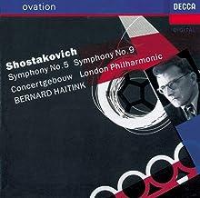 Shostakovich Symphonies Nos.5 9