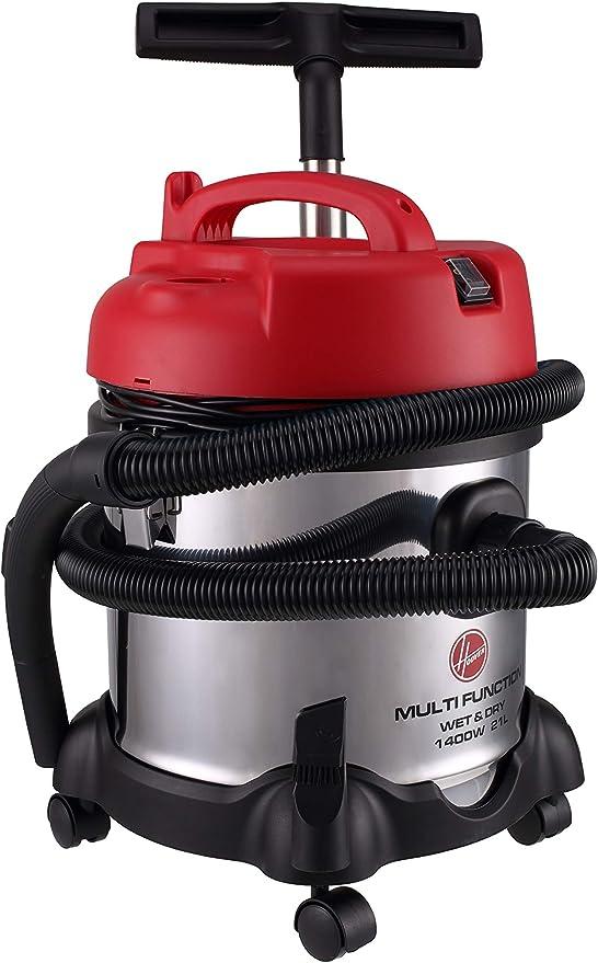 47 opinioni per Hoover TWDH Aspirapolvere Bidone con Sacco 1400 watt, Bianco/Rosso