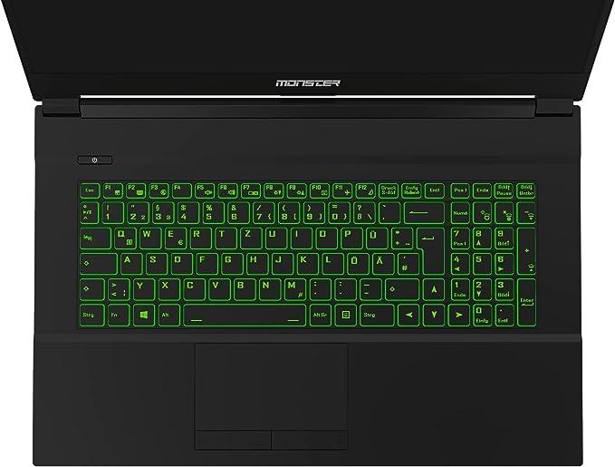 Monster Abra A7 V13.2.1 17 Zoll Notebook