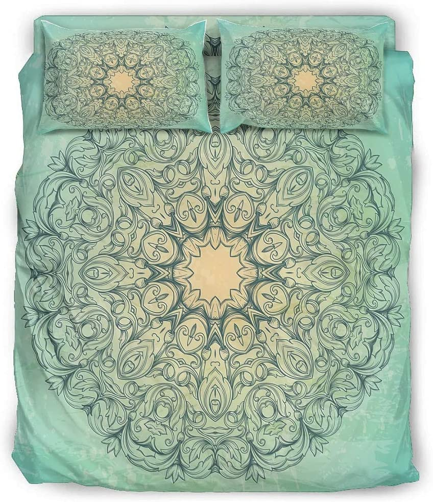 DDM-857 Coverlet Tampa Mall Bedspread Tampa Mall Pea Green Bedding Lightweight 4-Pie -