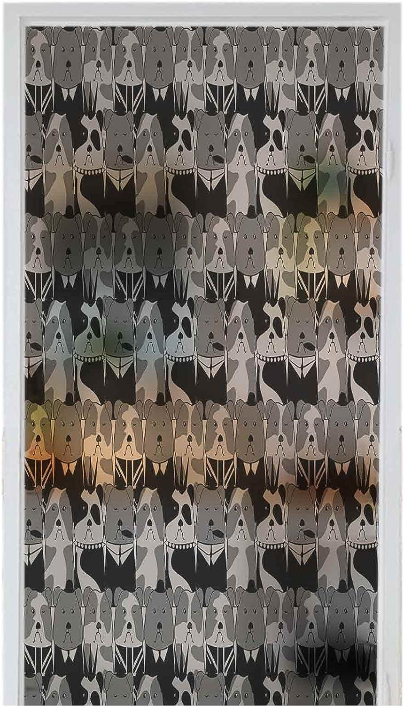 Safety Phoenix Mall and trust Decorative Glass Sticker Privacy Window Bulldog Films wi Pattern
