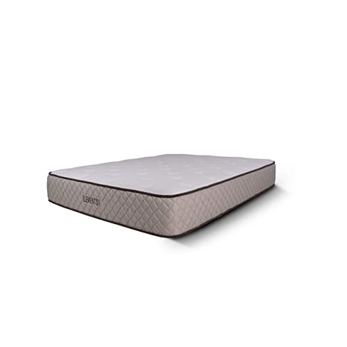 DreamFoam Mattress Ultimate Dreams Latex Mattress, Twin Medium