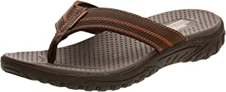 Skechers Men's Relaxed Fit-Reggae-Cobano Flip-Flop