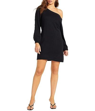 BB Dakota x Steve Madden No Bad Angles Dress Off-the-Shoulder Sweaterdress
