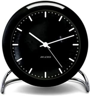 【正規輸入品】Arne Jacobsen City Hall Table Clock 43673
