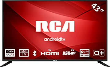 RCA RS43F2 Android TV (43 Pulgadas Full HD Smart TV con