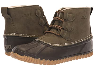JBU Nala (Brown/Army Green) Women