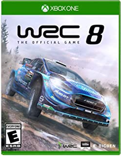 WRC 8 FIA World Rally Championship(輸入版:北米)- XboxOne