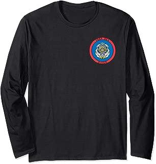 Deep Sea Diver US Navy Coast Guard Master Long Sleeve T-Shirt