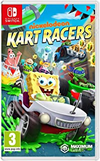 Nickelodeon Kart Racers (Nintendo Switch) (UK IMPORT)