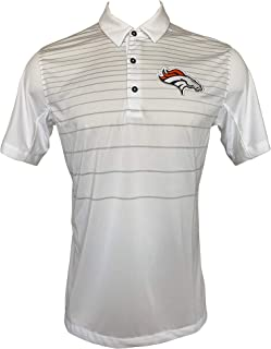 Nike Denver Broncos Polo Shirt Short Sleeve Active Team
