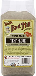 Bob's Red Mill Teff Flour, 24-ounce (Pack of 4)