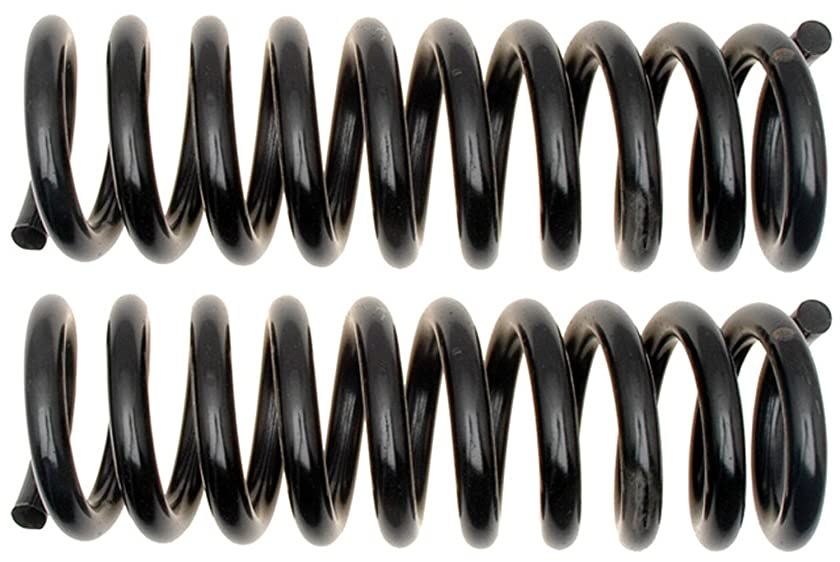 ACDelco 45H2174 Professional Rear Coil Spring Set