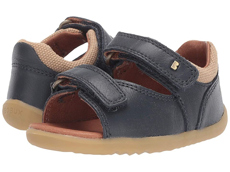 Bobux Kids Step Up Driftwood (Infant/Toddler) (Navy) Kids Shoes