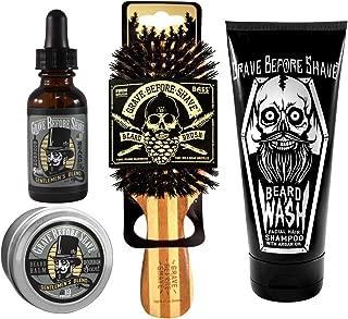 Grave Before Shave™ Beard Care Pack (Gentlemen's Blend)