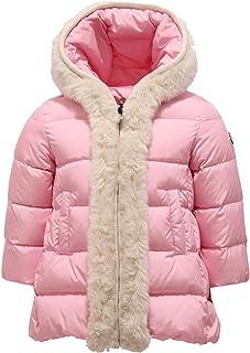 MONCLER 8153Y Piumino Bimba Girl Pink AIATA Jacket
