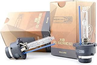 D2S 6500K Morimoto XB HID Xenon Bulbs (Pair)