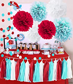 thing 1 and thing 2 baby shower decorations