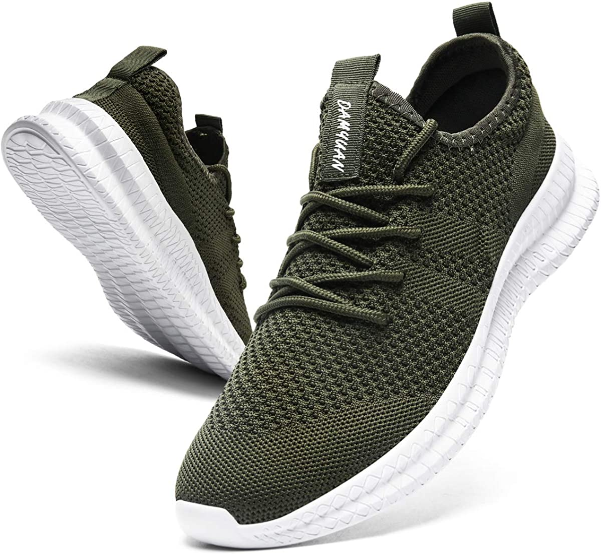 SEAL limited product Max 46% OFF FUJEAK Men Running Shoes Breathable Spo Casual Walking