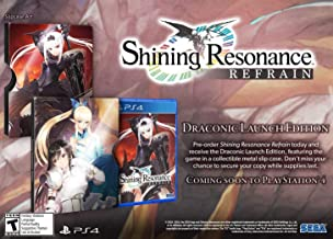 Shining Resonance Refrain: Draconic Launch Edition - PlayStation 4