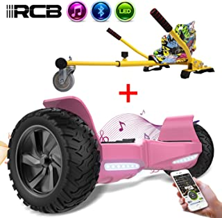 RCB Hoverboard SUV Scooter Eléctrico Patinete Auto-