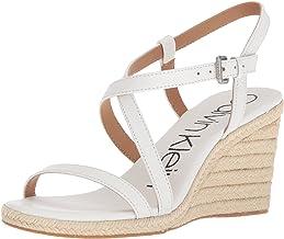 Amazon.com: White Wedge Shoe