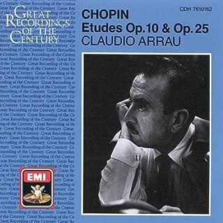 Etudes Op 10 & Op 25 - Chopin