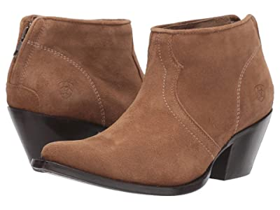 Ariat Jadyn (Dijon Suede) Cowboy Boots