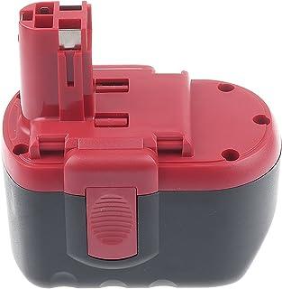 Golden Dragon - Batería de recambio compatible con herramientas eléctricas Bosch (24 V, 3000 mAh, Ni-MH)