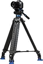 Benro S7 Twin Leg Aluminum Video Tripod Kit (A573TBS7)