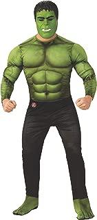 Marvel Avengers: Endgame Deluxe Hulk Adult Costume and Mask