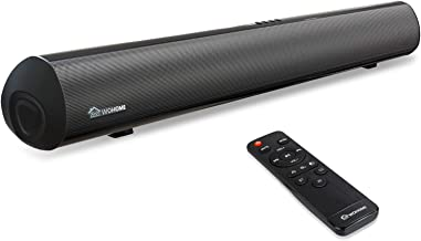 Best Wohome Soundbar S9920, TV Sound Bar with Bluetooth and 3D Surround Sound(38-Inch, 105dB, Remote Control, Deep Bass Review