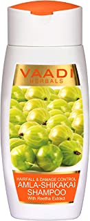 Amla with Shikakai and Reetha Shampoo - Herbal Shampoo