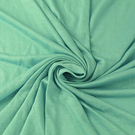 PEACH PAPAYA Rayon Jersey Knit Fabric Peach Tissue Knit Fabric by the yard Apparel Dress Shirt Arts and Crafts Fabric 13237