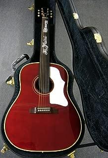 限定カタログ外モデル! K.Yairi JY-45B WN CTM / ワインレッド  ヤイリギター/純国産 ラウンドショルダー/J-type! ・純正ハードケース付属 【No.70376】