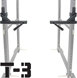 Titan T-3 Series Dip Attachment Bars for 2