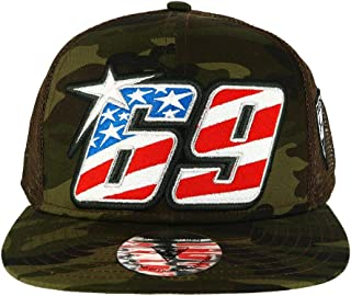 Mayhem Industries Nicky Hayden Camo Trucker Hat