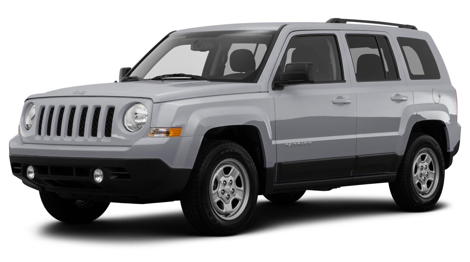 Patriot Tires Jeep Suv Car Truck Minivan >> Amazon Com 2016 Jeep Patriot Reviews Images And Specs Vehicles