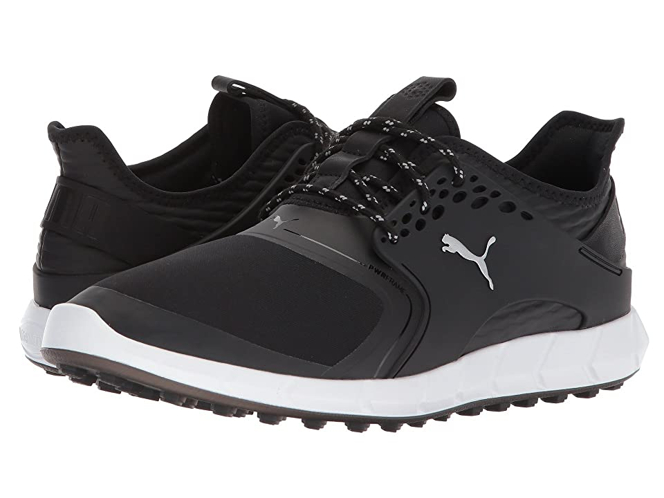 PUMA Golf Ignite Power Sport (Puma Black/Puma Silver) Men