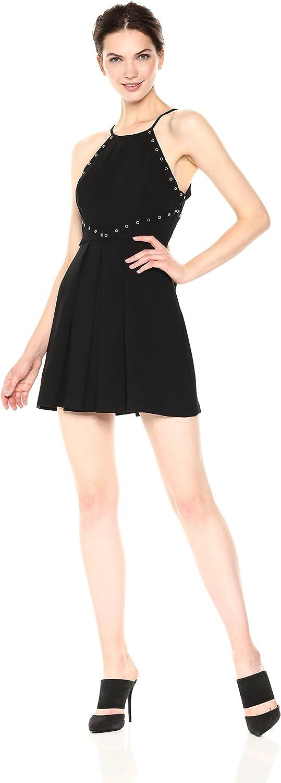 BCBGeneration Womens Dress with Trims Dress