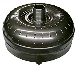 TORCO E4OD 4R100 6 Studs - BILLET COVER - Extra Low Stall - Triple Clutch Torque Converter with 1 year warranty