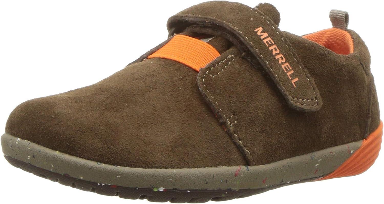 Merrell Boys' Bare Steps Sneaker