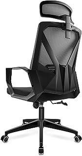 DAVEJONES Office Chair Desk Chair - Computer Ergonomic...
