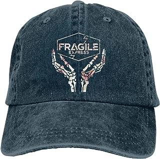 Death Stranding-Fragile Express Adjustable Cotton Baseball Cap Classic Cotton Dad Hat