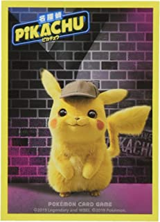 Pokemon Card Game Deck Shield Detective Pikachu