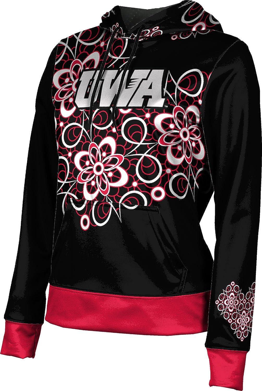 ProSphere University of West Alabama Girls' Pullover Hoodie, School Spirit Sweatshirt (Foxy)