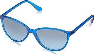 4f5da3b246 Vogue Eyewear 0VO2940S 22818F 58 Gafas de Sol, Azul (Transparent Electric  Blue/Blueegradient