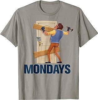 Hello Neighbor Monday's T-Shirt