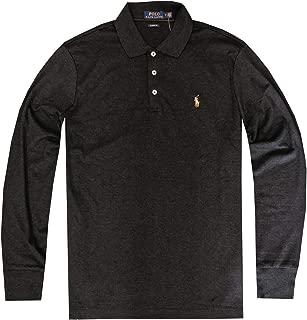Mens Classic Fit Soft Cotton Interlock Polo Shirt