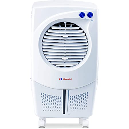 Bajaj PCF 25DLX 24-litres Personal Air Cooler (White) - for Medium Room